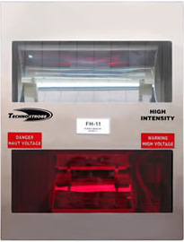 HIGH INTENSITY STROBE LIGHT (WHITE/RED)